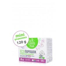 Мини-упаковка ЭКО-порошка детского для стирки белых и цветных вещей