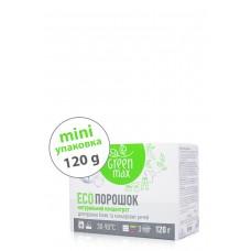 Мини-упаковка ЭКОпорошка для стирки белых и цветных вещей